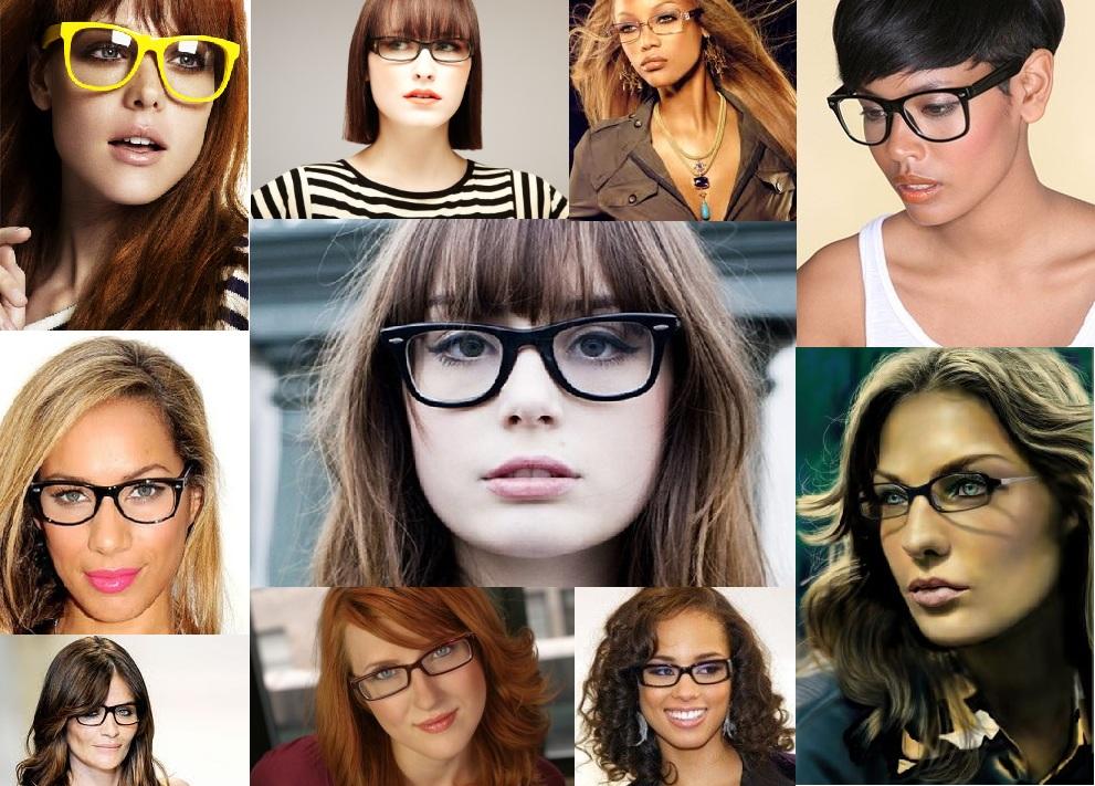 8e3439bff8441 Segredos de maquiagem para quem usa óculos de grau   Falando de Beleza