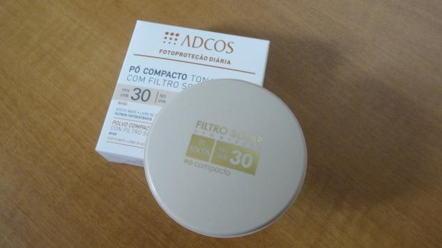 Filtro-Solar-Pó-Compacto-FPS-30-Adcos