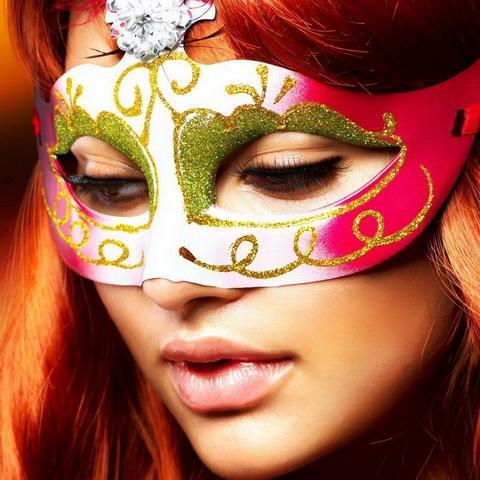 carnaval-makeup