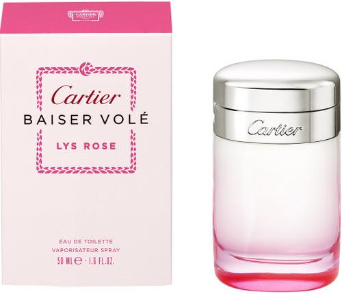 BaiserVoleLys Rose-Cartier2