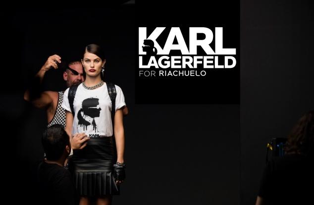 Karl-Lagerfeld-Riachuelo