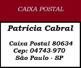 caixa postal blog falando de beleza