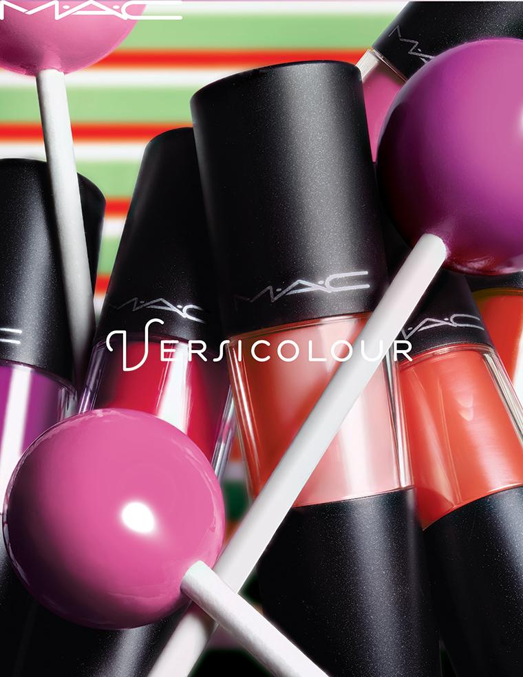 maquiagem- M.A.C.veriscolourstain