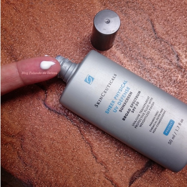 Protetor Solar Sheer Physical UV Defense  SKINCEUTICALS