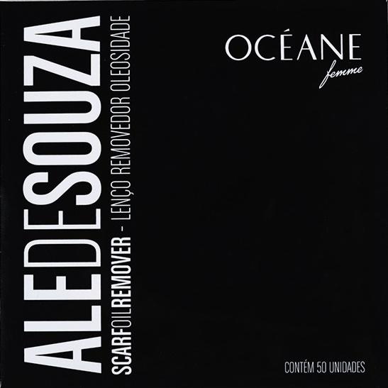 Scarf Oil Remover-Océane Femme- coleção Ale de Souza