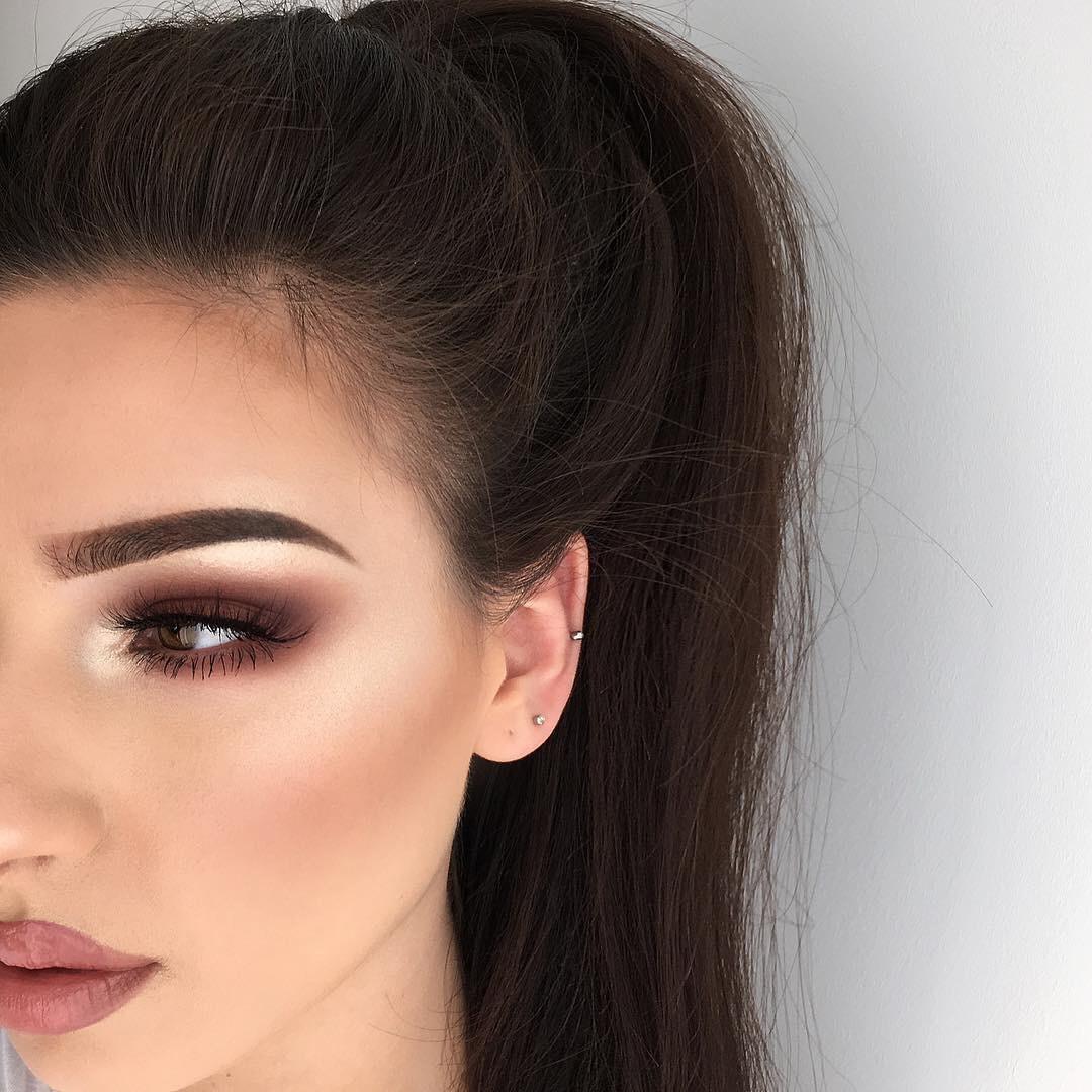 maquiagem-olhos-esfumado-marrom