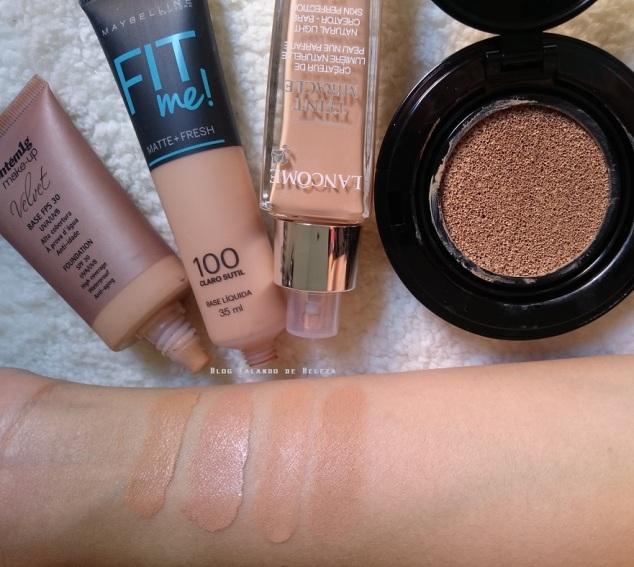 maquiagem-bases-preferidas-dia-a-dia-swatches