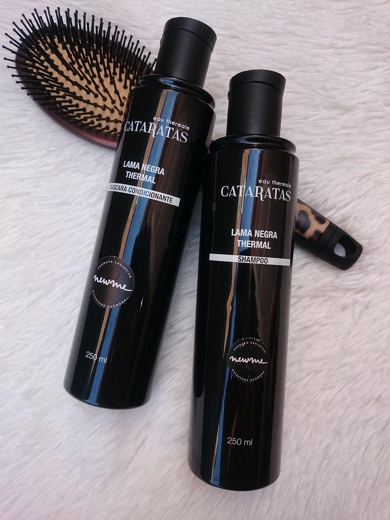 lama-negra-thermal-new-me-shampoo-condicionador-testei