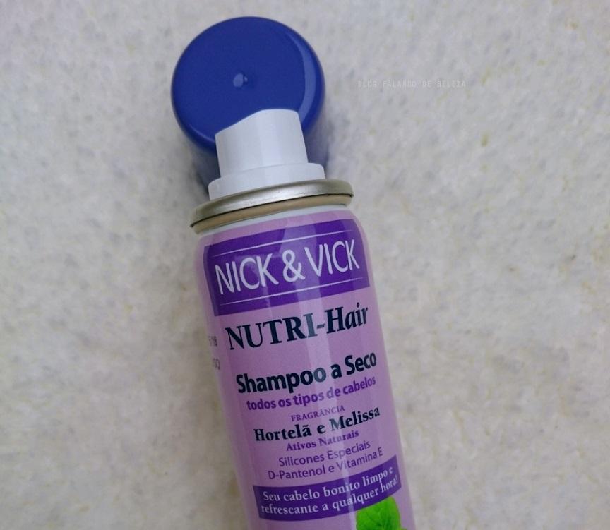 shampoo-a-seco-nick-vick-resenha
