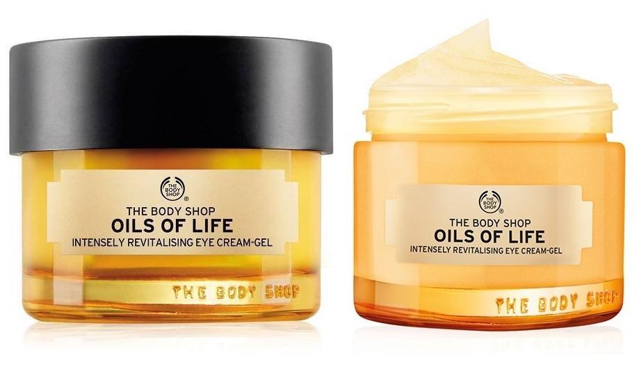 Gel-Revitalizante-Intensivo-para-os-Olhos-Oils-of-Life-The-Body-Shop
