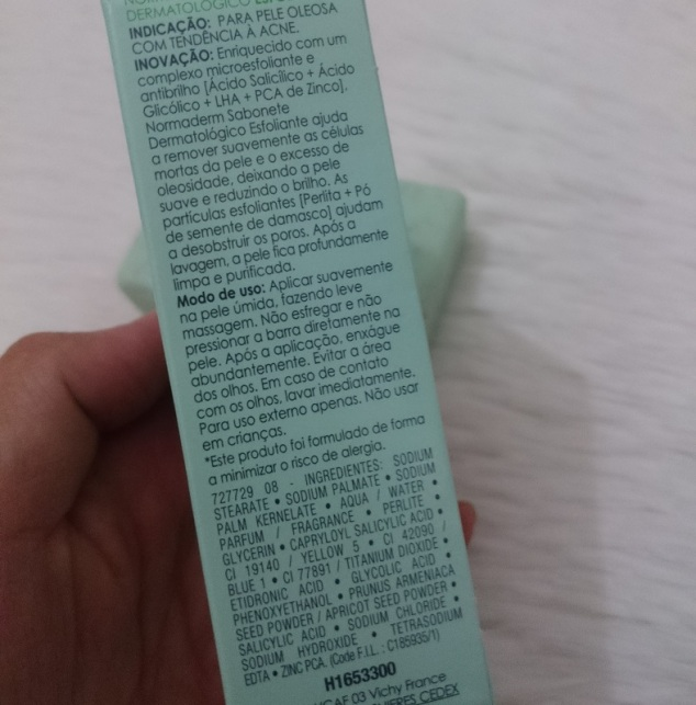 Normaderm-Sabonete-Esfoliante-Vichy-Pele-Oleosa