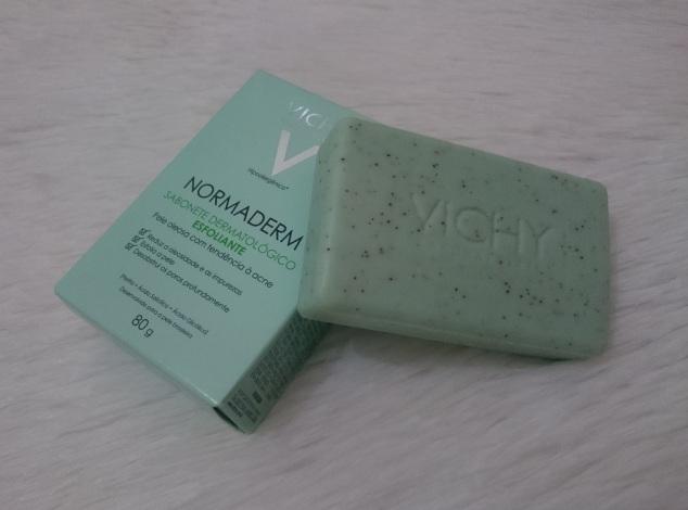 Normaderm-Sabonete-Esfoliante-Vichy