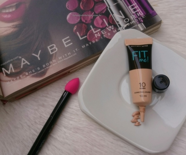 Corretivo-FITme-Maybelline-Maquiagem