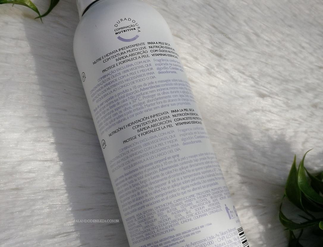 Hidratante-Spray-Natura-Tododia-Algodão-Testei