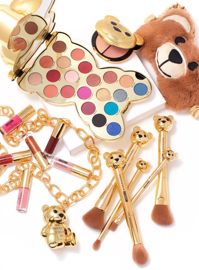 Moschino-Sephora-Lançamento-Maquiagem