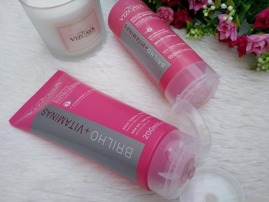 Resenha-Máscara-Ultra-Brilho-4D-Shampoo-Brilho-Vitaminas-Vizcaya