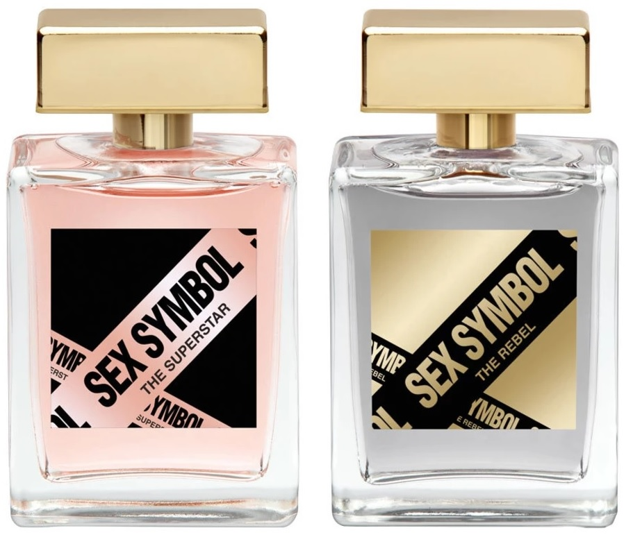 SEX-SYMBOL-Perfumes-The Rebel-Ricardo Barbato-The-Superstar-Sabrina Sato