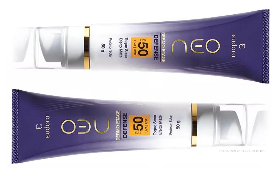 Protetor-Solar-Eudora-Neo-Dermo-Etage-Defense-FPS-50