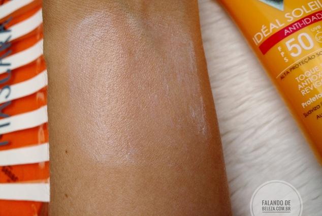 Protetor-Solar-Facial-Idéal-Soleil-Anti-idade-FPS-50-Vichy-Resenha