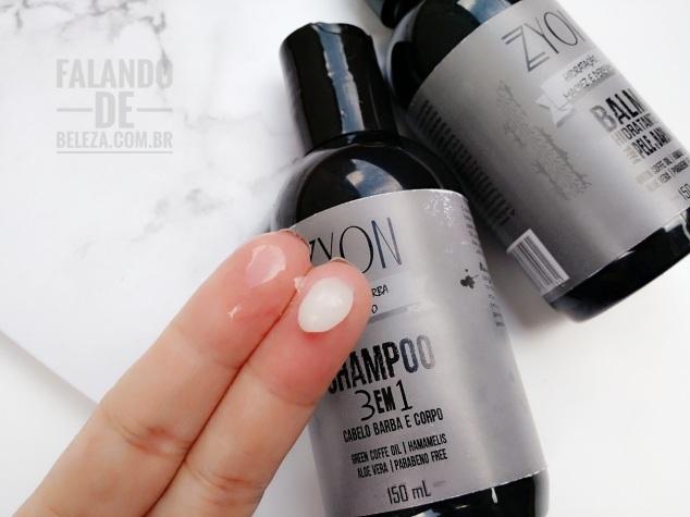 Shampoo-3-en-1-Balm-Hidratante-Zyon-Cosméticos-Resenha