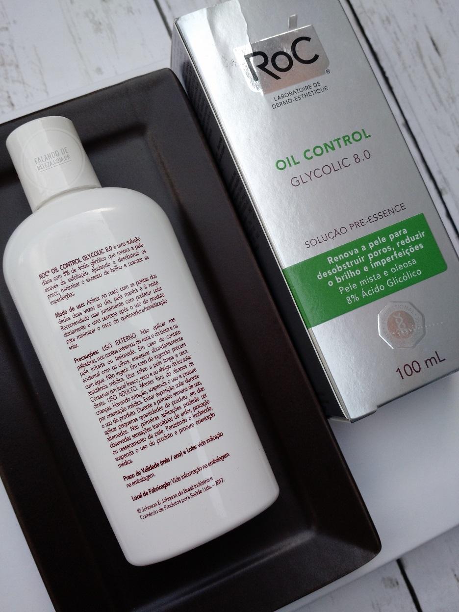 Oil-Control-Glycolic-8.0-Ácido-Glicólico-Roc