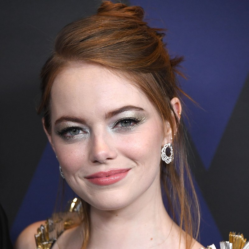 Emma-Stone-maquiagem-cabelo-inspiração-festas
