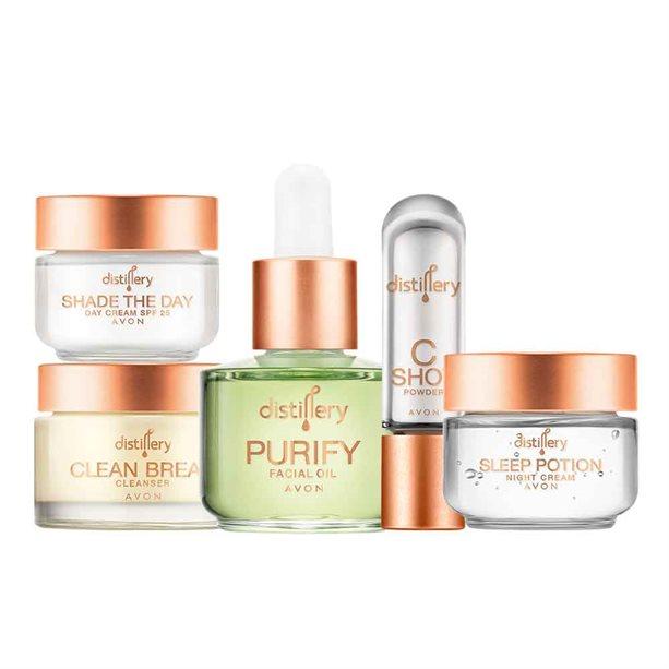 Lançamento-Beleza-Distillery-Avon-linha-vegana-skincare